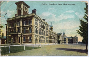 The once majestic RVMH. The final demolition occurred in 1966.